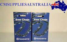 Husqvarna Chainsaw Chain 2X 325X050X72DL Fits 18'' Bar Husqvarna Stihl Echo