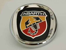 GENUINE FIAT GRANDE PUNTO ABARTH FRONT GRILLE EMBLEM/BADGE - NEW 0735495891
