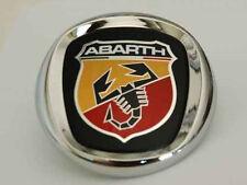 Genuine FIAT GRANDE PUNTO ABARTH GRIGLIA ANTERIORE EMBLEMA / BADGE-NUOVISSIMO