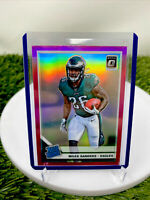 2019 Donruss Optic Miles Sanders Pink Rated Rookie #172🔥INVEST✅Free Ship👀💯