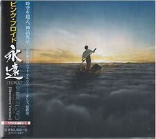 PINK FLOYD-THE ENDLESS RIVER-JAPAN CD+BOOK F30