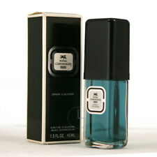 Royal Copenhagen Men's Cologne Perfume Spray 1.5 oz - New, Sealed in Box