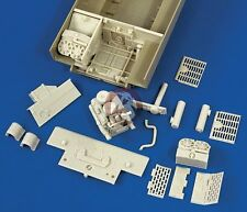 Verlinden 1/35 Tiger I Tank Rear Compartment with Engine (Tamiya / Dragon) 1370
