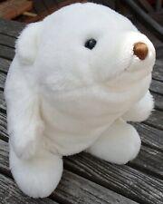 New White Gund Bear