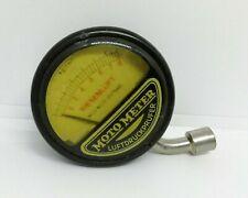 Manometro Pressione Pneumatici Vintage Motometer Luftdruckprufer Riesenluft Raro