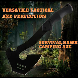 HIGH QUALITY SURVIVAL MACHETE AXES TACTICAL AXE TOMAHAWK ARMY OUTDOOR HUNTING
