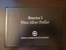 America's First Silver Dollar 1802 Carolus IIII Dei Gratia