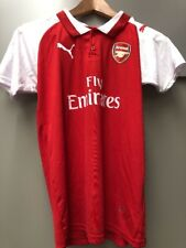 Puma Kids AFC Arsenal London 17/18? Home Kit Replica Football Shirt Size 176 XLB