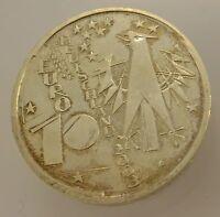 10 Euro Silber Gedenkmünze aus Deutschland / 100 Jahre Museum München / Silber