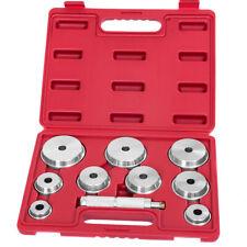 10 Pcs Wheel Bearing Race and Seal Driver Set Axle Tool Kit Automotive Tools Car