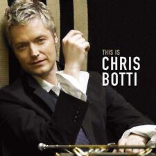 CHRIS BOTTI-THIS IS CHRIS BOTTI-JAPAN SHM-CD BONUS TRACK G00