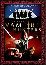 Tsui Hark's Vampire Hunters(BRAND NEW MARTIAL ARTS DVD)Anya,Michael Chow Man-Kit