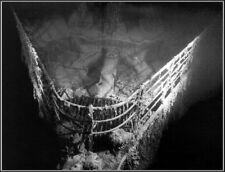 Photo: Marvelous, Titanic's Bow At The Wreck Site 12,000 Feet Down