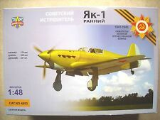 Modelsvit 1/48 Yak-1 Early Soviet Fighter