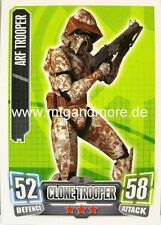 Arf Trooper #033 - Force Attax Serie 2