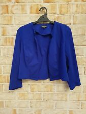 **CITY CHIC** LADIES SIZE XS CROPPED JACKET