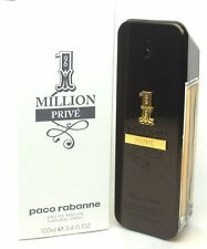 ONE 1 MILLION PRIVE By PACO RABANNE for Men 3.4 OZ EDP Spray NEW IN BOX * TESTER