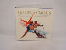 Golden Moments Collection of US 1984 Commemoravtive Olympic Stamps/Book  BR