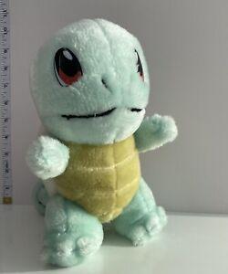 Vintage Squirtle Pokemon Plush