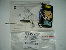 1607233291 Speed governor: Genuine BOSCH-SKIL-DREMEL spare-part
