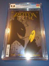 Dark Nights Death Metal #4 Foil Cover CGC 9.8 NM/M Gorgeous Gem Wow