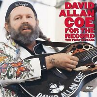 David Allan Coe - For the Record: First 10 Years [New CD]