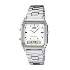 Casio AQ-230A-7DMQ Mens Classic Combi Watch