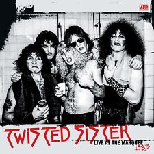 Twisted Sister - Live at the Marquee 1983 - New Coloured 2LP - Pre Order - 14/9
