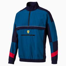 Puma Scuderia Ferrari Street Men's Woven Jacket - Galaxy Blue - Size: Medium