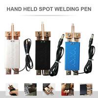 Integrated Handheld Spot Welding Pen Spot Welder Automatic Trigger Home