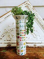 Antique Vintage Rosenthal Germany Porcelain Flower Vase 9.5 Pucci Baumann