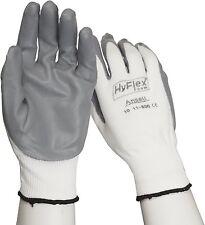 HyFlex Foam Gloves, Ansell, 8 1 Pair White