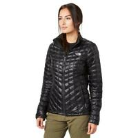 NEW THE NORTH FACE XS (8/10)Women's Thermoball Jacket full zip Black RRP £159.99