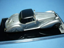 HORCH   853  CONVERTIBLE  ERDMANN  ROSSI   1939  1/43  TIN  WIZARD  NO  CHROMES