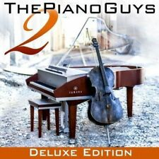 THE PIANO GUYS 2 Deluxe Edition CD/DVD BRAND NEW NTSC Region 0