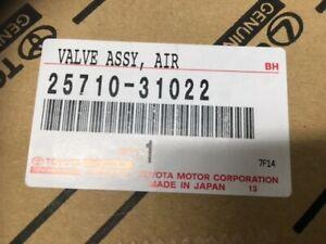 Genuine OEM Toyota 25710-31022 AIR System Diverter Valve 2012-2015 Tacoma