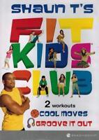 Shaun T's Fit Kids Club  DVD