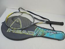 Head Radical Tour Tennis Racquet Twin Tube Oversize Made in Austria + Bag 4 3/8""