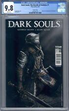 Dark Souls: The Breath of Andolus #1  Alan Quah Variant Rare The Only CGC 9.8