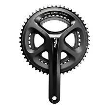 Shimano 105 Fc-5800 11 Speed Road Bike Crankset Chainset Hollowtech II Double Black 175mm 53 / 39t