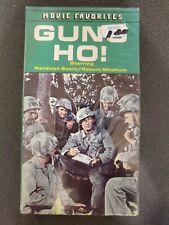 Gung Ho! -  VHS, Randolph Scott, Robert Mitchum