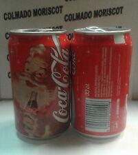 COCA COLA 33 cl (SANTA CLAUS 1993) COBEGA SANT QUIRZE SPAIN empty can lata vacia