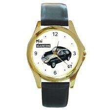 MINI MARCOS GT 1965 POSTER REPRO WRISTWATCH **LOVELY ITEM ***