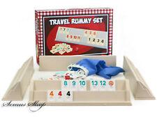 Star Reise Rummy Set Kunststoff leicht Travel Rummy Plastik OKEY TAKIMI