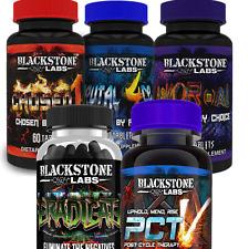 Blackstone Labs Chosen 1 Brutal 4ce Abnormal PCT V & Eradicate Stack! Free Ship
