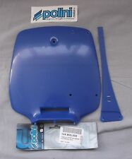 Genuine Polini Minicross 2002 Front Number Plate Board Panel Blue 144.805.002