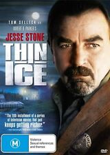 Jesse Stone - Thin Ice (DVD, 2017) New And Sealed