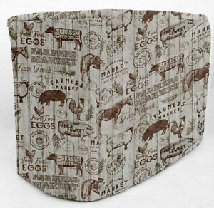Farmers Market Toaster Cover