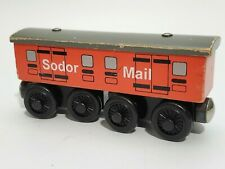 Thomas & Friends Wooden Railway Train Sodor Mail