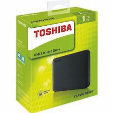 Disco Duro Externo Toshiba 1 TB (1000 GB) USB 3.0
